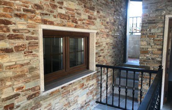 ventana y barandilla Torenillo